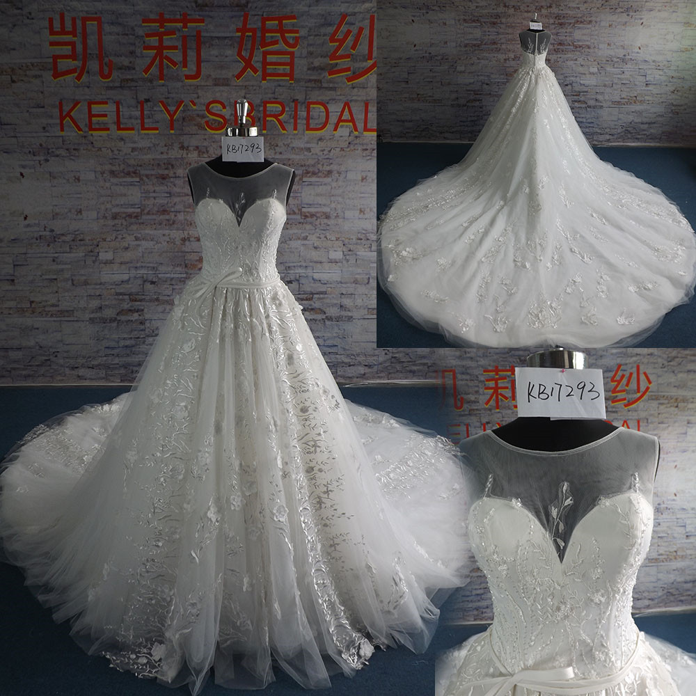 wedding dress KB17293