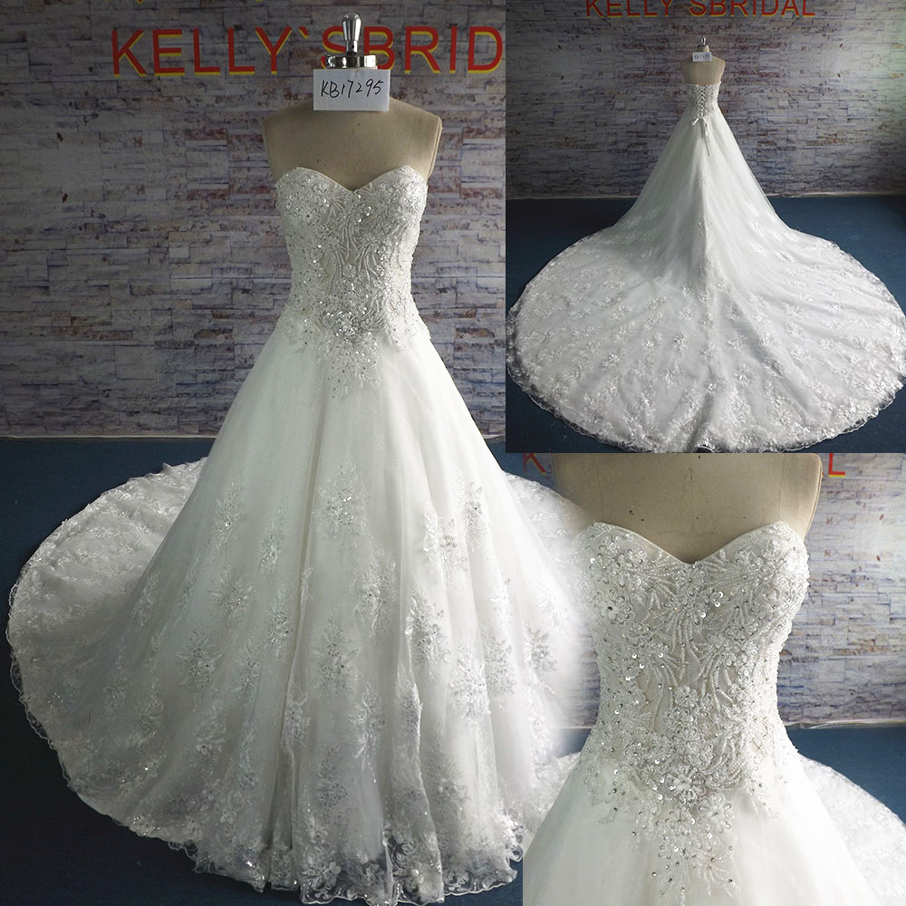 wedding dress KB17295