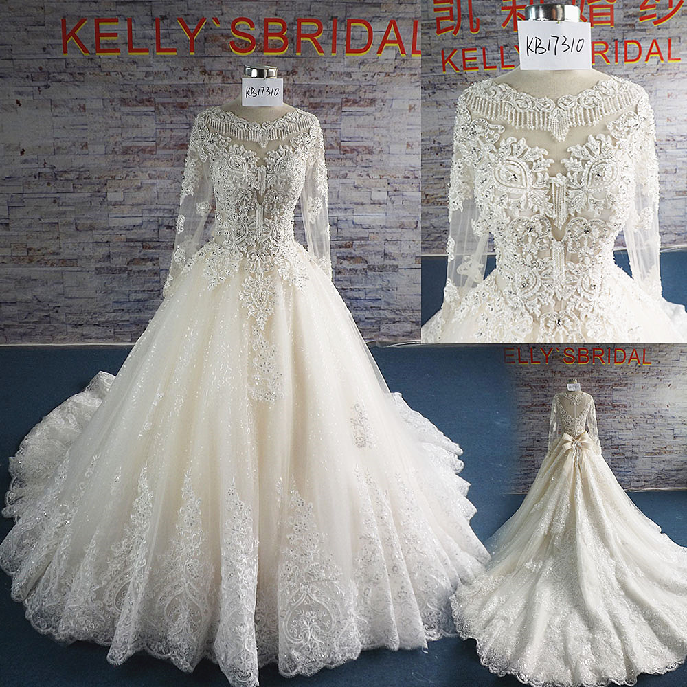 wedding dress KB17310