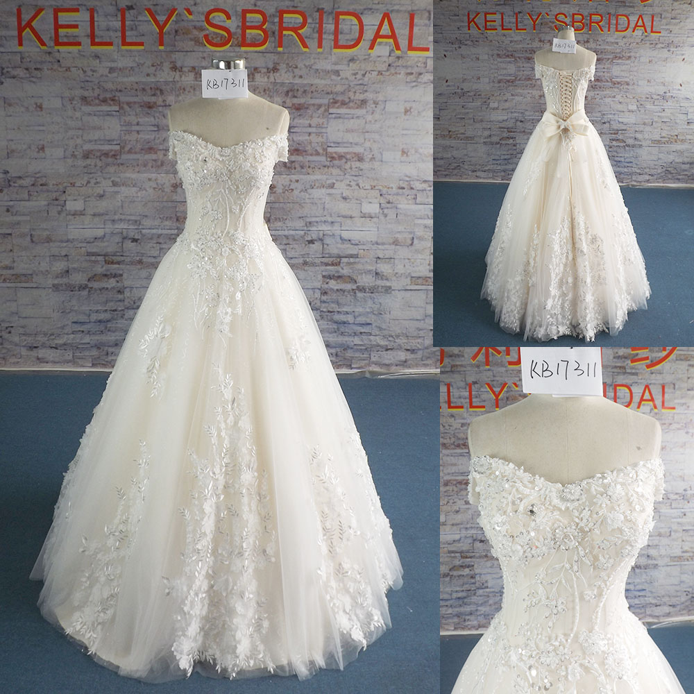 wedding dress KB17311